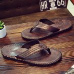 Sandal Pria Kulit Asli Import BSI 07