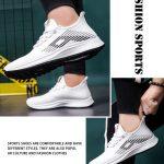 Sepatu Casual Putih Impor BSI 25