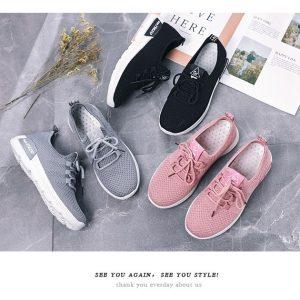 Sepatu Rajut Wanita Terbaru 2019 BSI 14