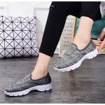 Sepatu Slip On Polos Impor BSI 28