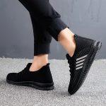 Sepatu Sport Putih Pria Impor BSI 27