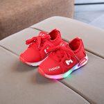 Sepatu Anak Led Import BSI 61