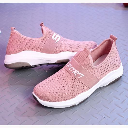 Sepatu Slip On Wanita Original BSI 64