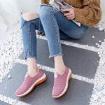 Sepatu Wanita Slip On Terbaru 2019 BSI 65