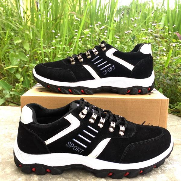 Sepatu Safety Pria Keren BSI 100
