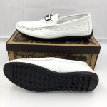 Sepatu Pansus Kulit PU Asli Import  BSI 116