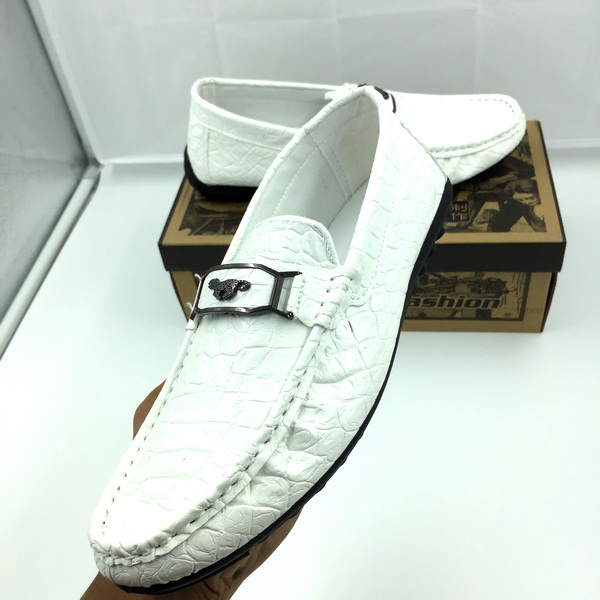 Sepatu Pansus Kulit PU BSI 116