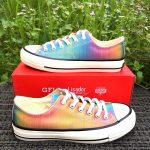 Sepatu Wanita Berubah Warna Import BSI 104