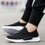 Sepatu Fashion Pria Warna Hitam BSI 129