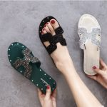 Sandal Wanita Model Blink Asli Import