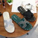Sandal Wanita Model Blink Asli Import