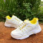 Sepatu Wanita Warna Putih Asli Import 160
