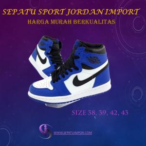 Grosir Sepatu Sport Import Termurah