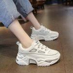 Sepatu Sneakers Wanita Import Terbaru