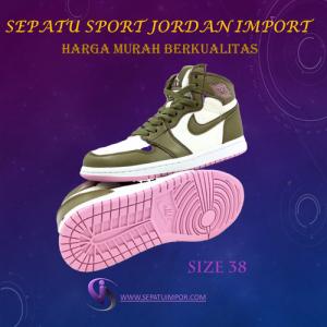 Sepatu Sport Wanita Asli Import Murah