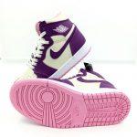 Sepatu Sport Wanita Warna Ungu