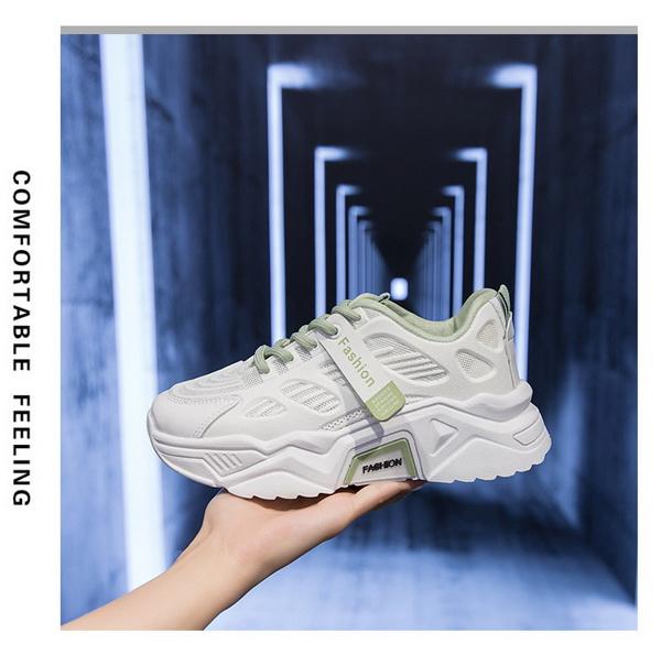 Sneakers Wanita Sepatu Sport Model Kekinian