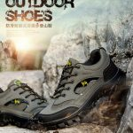 Sepatu Hiking Model Sport Terbaru BSI 264