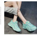 Sepatu Sneakers Wanita Model Sport Terbaru BSI268