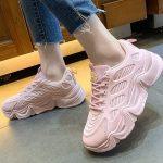 Sepatu Sneakers Wanita Model Kekinian BSI 282