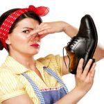 Penyebab Sepatu Menjadi Bau Tak Sedap