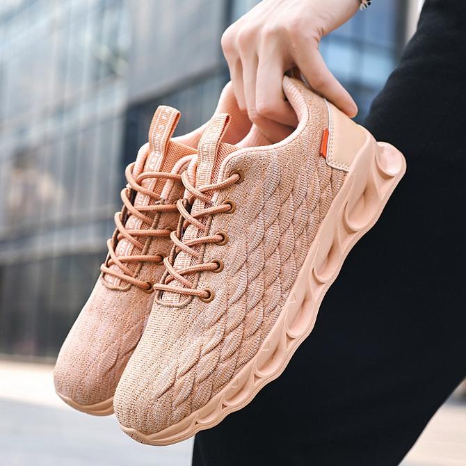 Sepatu Pria Model Naga Coklat