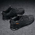Sepatu Pria Model Naga Warna Hitam