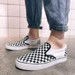 Sepatu Pria Slip On Catur Impor