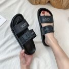 Sandal Wanita Anti Slip Warna Hitam