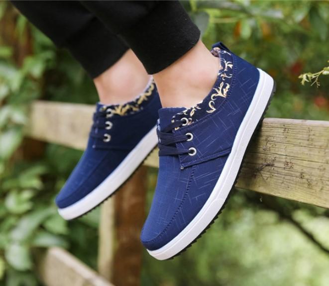 Sepatu Pria Casual Import Termurah