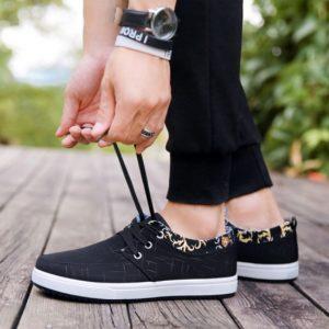 Sepatu Pria Casual Korea