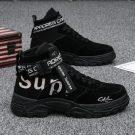 Sepatu Boots Pria Warna Hitam