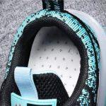 Sepatu Pria Model Naga Biru