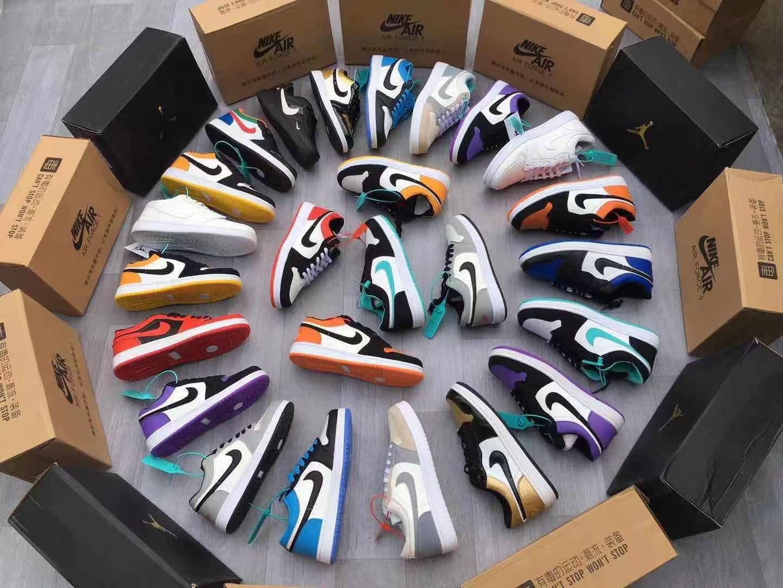 Grosir Sepatu Impor Branded